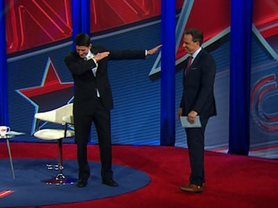 Paul Ryan Says Daba Daba Here's How You Do It!!! (PHOTO)