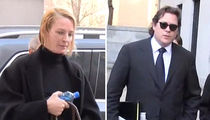 Uma Thurman's Custody War Testimony, Toxic Relationship Hurting Child (PHOTO)