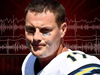 Philip Rivers Holds Back Tears Talking Chargers Move To L.A. (AUDIO)