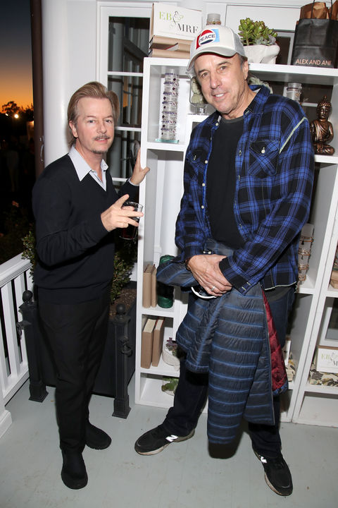 David Spade and Kevin Nealon