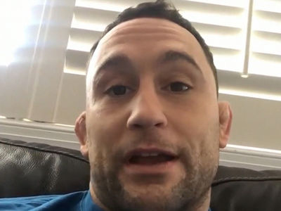 UFC Star Frankie Edgar Says He'd Like BJ Penn To Retire (VIDEO)