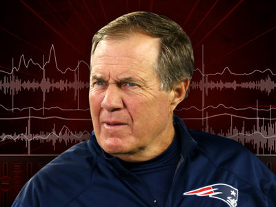 Bill Belichick: 'I'm Not On SnapFace' ... Not Worried About 'A-Holes' Comment (AUDIO)