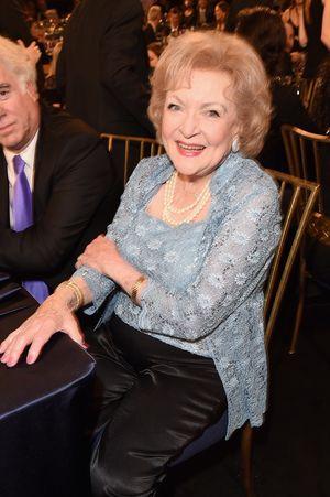 Betty White -- Through the Years