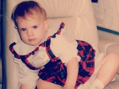 Guess Who This Straight-Faced Kid Turned Into!
