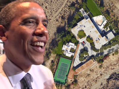 Obamas Will Stay at Ambassador to Spain's Home In Palm Springs