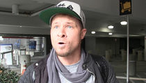 Brian Littrell Says 'Hollywood, Chill Out' Over Trump (VIDEO)