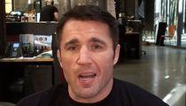 Chael Sonnen -- 'I'll Knock Tito Ortiz's Big Head Into Retirement' (VIDEO)