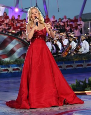 Jackie Evancho's Performance Photos