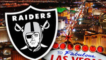 Oakland Raiders 'Officially File Paperwork' to Move to Vegas