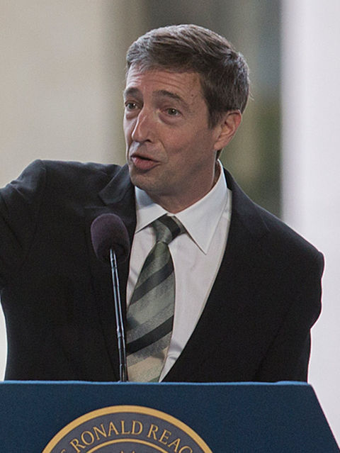 Ron Reagan is now 58 years old.