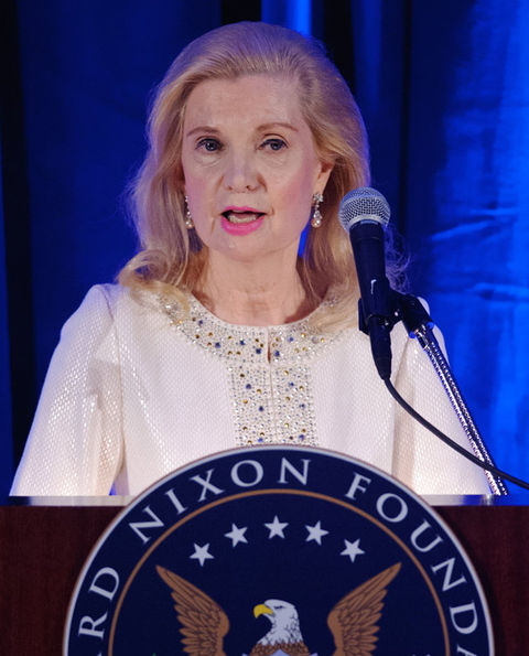 Tricia Nixon is now 70 years old.