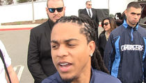 Chargers' Jason Verrett Disses Rams ... We're the Better Team, Period. (VIDEO)