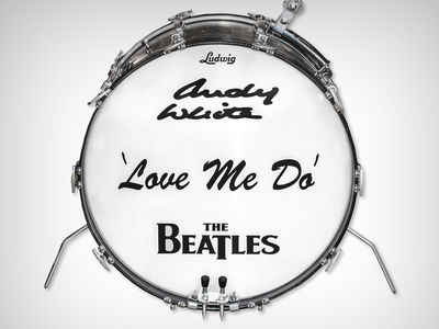 The Beatles Drum Kit for 'Love Me Do' Up for Auction (PHOTOS)