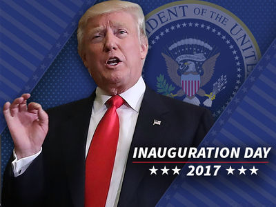Donald Trump Inauguration Sparks Unrest Across Country (LIVE STREAMS)