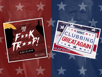 D.C. Clubs Host Pro, Anti-Trump Bashes