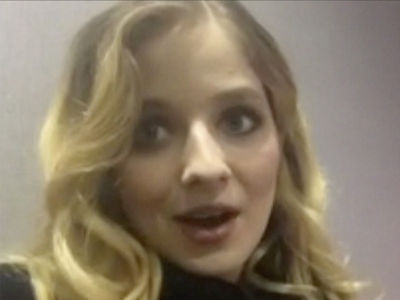 Jackie Evancho Just Getting Started Singing for Presidents (VIDEO)