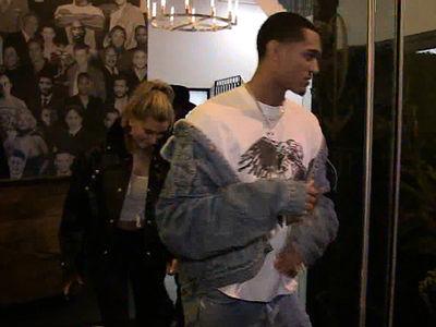 Lakers' Jordan Clarkson On Lamborghini Date with Hailey Baldwin (VIDEO)