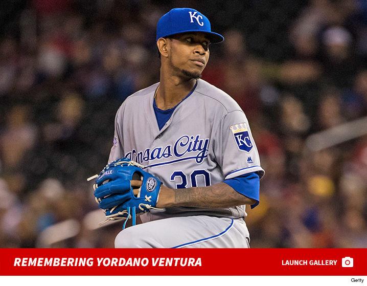 Yordano Ventura Royals