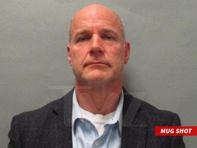 Former 'Survivor' Star Michael Skupin Registers as a Sex Offender (MUG SHOT)