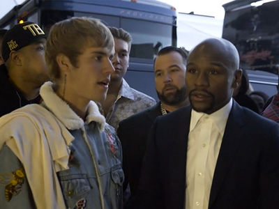 Floyd Mayweather Pissed Over Lowball Bids at Bugatti Auction (VIDEO)