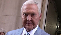 Jerry West Hospitalized After Medical Scare At Country Club