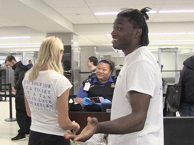 Robert Griffin III Says '16 Season Sucked ... 'Gonna Make Sure We Don't Go 1-15 Again' (VIDEO)