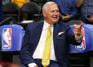 Jerry West Through the Years