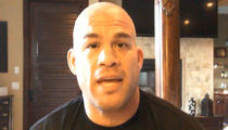 Tito Ortiz Furious Over 'Fixed Fight' Claims ... Invites Doubters for 'Personal Choking' (VIDEO)