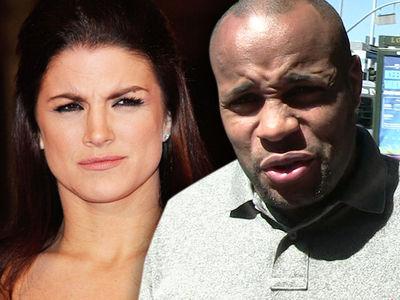 Gina Carano Says Daniel Cormier Should Be 'Ashamed' Of Trash Talk