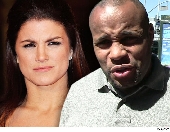 Gina Carano Says Daniel Cormier Should Be 'Ashamed' Of Trash Talk