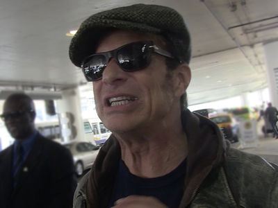 David Lee Roth Sued by Gardener, Your Dog Really Got Me! (PHOTOS)