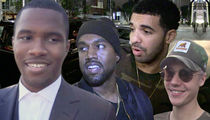 Bieber, Drake, Kanye Will Be No-Shows At Grammys