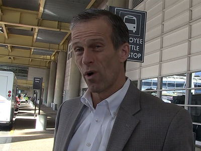 Senator John Thune Says Deals Get Done in Senate Gym!!! (VIDEO)