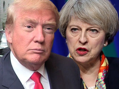 Prime Minister Theresa May Will Host UK Trump Visit Despite Petition