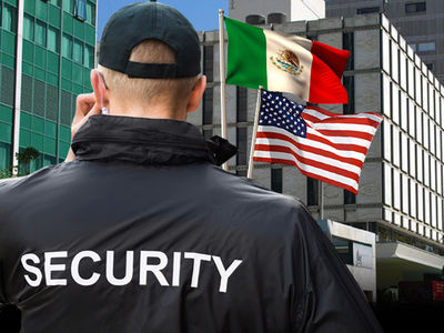 U.S. Embassy in Mexico Urgently Needs Security to Protect from Possible Terrorism