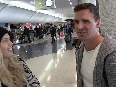 Ryan Lochte Shoots Down Water Birth ... 'In Case Something Goes Wrong' (VIDEO)
