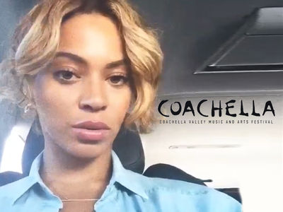 Coachella Producers in the Dark Over Beyonce's Pregnancy