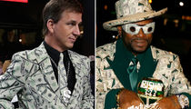 Cooper Manning SWAG-JACKED Don 'Magic' Juan??? (PHOTOS)