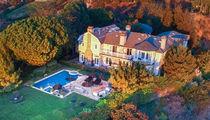 Jessica Alba's Dad Found Her a $10 Million Estate!!! (PHOTO GALLERY)