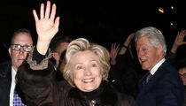 Hillary Clinton Gets Standing Ovation in NYC, Fueling Mayor Run (PHOTOS)