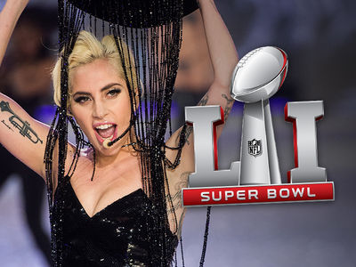 Lady Gaga's Super Bowl Prop Bet ... Smart Money's On 'Cleavage'