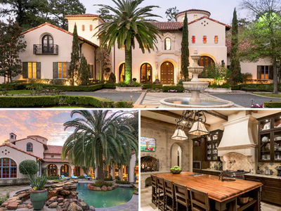 Lady Gaga's Super Bowl Crib in Houston Was a Pure Gem (PHOTO GALLERY)
