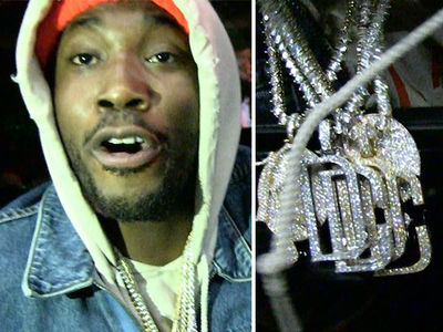 Meek Mill Says He Didn't Rob Nicki Minaj (VIDEO)