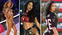 Falcons & Patriots ... The Smokin' Hot Wives & GFs (Photo Gallery)