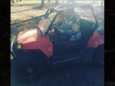 Jamie Lynn Spears' Daughter Maddie, Warnings and Lawsuits Over ATV (PHOTO)