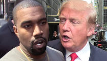 Kanye West Deletes All Trump Tweets (PHOTO)