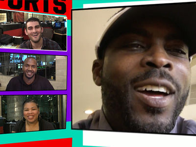 Mike Vick Already Considering NFL Comeback ... Tom Brady Inspired Me (VIDEO)