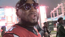 Young Jeezy Bails at Start of Overtime, Guarantees Falcons Win ... Oops! (VIDEO)