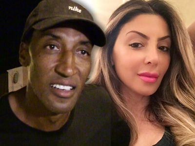 Scottie and Larsa Pippen Stall Divorce, Try To Work Things Out