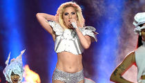 Lady Gaga to Super Bowl Body Shamers ... Bite Me!